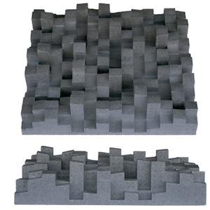 Eps polystyrene grossiste vente pour les professionnels for Isolation phonique studio