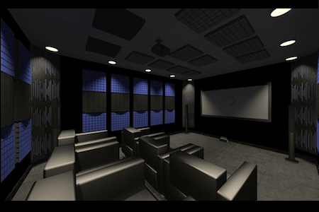 salon home cinema. Black Bedroom Furniture Sets. Home Design Ideas
