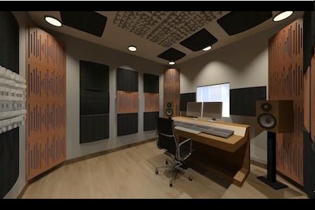 Regie studio n3 for Isolation studio musique